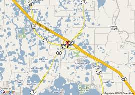 clermont fl map map of howard johnson express inn clermont fl clermont