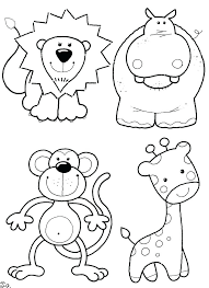 zoo coloring pages preschool zoo animals coloring page zoo coloring sheet zoo coloring e download