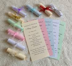 thank you favors christening baptism communion naming thank you favour favor