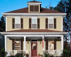 63 best trim and shutters to go with cream siding images on