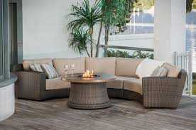 Better Homes And Gardens Wrought Iron Patio Furniture Fancy Sectional Patio Furniture Outback Living Solana Wicker 5