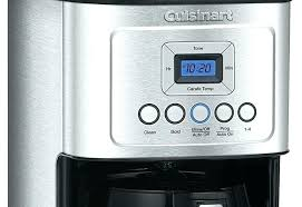 How Clean Cuisinart Coffee Maker With How To Clean Coffee Maker