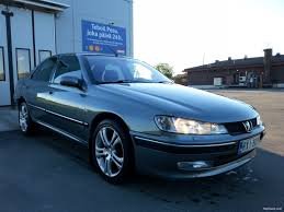 peugeot 406 v6 executive 3 0 4d sedan 2003 used vehicle nettiauto