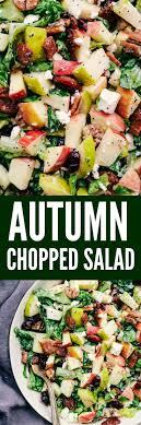 best 25 autumn chopped salads ideas on autumn salad