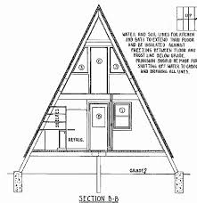 small a frame cabin plans small house plans a frame inspirational plans a frame houses plans