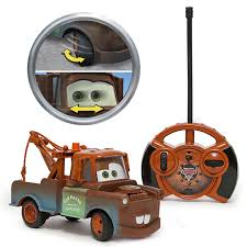amazon com cars 2 r c 1 24th mater toys u0026 games