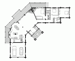 log home floor plans with garage log home floor plan sierra vista