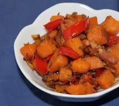 cuisiner patate douce poele diana s cook cuisine rapide poêlée de patates douces