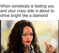 Rihanna Memes - rihanna diamonds meme rihanna pinterest rihanna