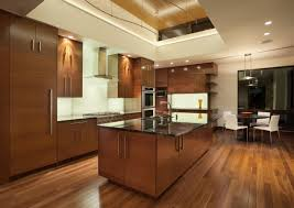 small kitchen ideas with brown cabinets 20 brown kitchen cabinet designs ideas design trends