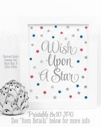 star printable 4th july birthday decorations
