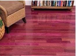 purpleheart hardwood flooring