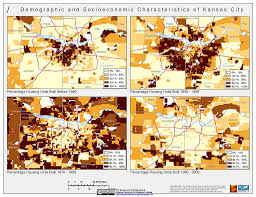 Map Of Kansas City Mo Maps U S Census Grids Sedac