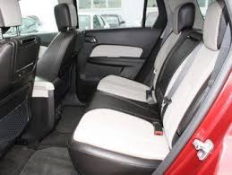 gmc terrain back seat 2017 gmc terrain seat covers precisionfit