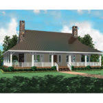 country style homes wrap around porch lowcountry home