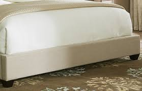 Chesterfield Sleigh Bed King Chesterfield Upholstered Sleigh Platform Bed In Tufted