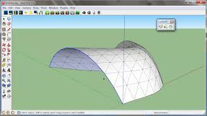 how to design a house in sketchup analyze this creating geometry for structural analysis in
