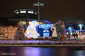 when does the lights at the toledo zoo start celebrating christmas in ohio 2014 belle brita