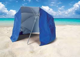 Lightweight Beach Parasol Parasol With Tent Uva And Uvb Protection Suited For Beach Idfdesign
