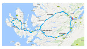 routes sports car hire for inverness and the highlands of scotland
