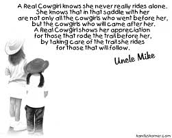 quotes a cowgirls thanksgiving quote on the cards