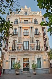 petit palace canalejas sevilla official web boutique hotel