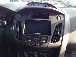 ford focus st aftermarket radio on ford images tractor service