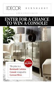 home decor sweepstakes elle decor sweepstakes enter the decor home sweepstakes for your
