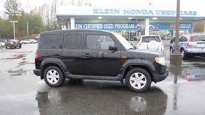 2010 honda element black stock 12663px walk around youtube