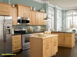 cuisine erable clair élégant idées dosseret de cuisine pour armoires en érable clair