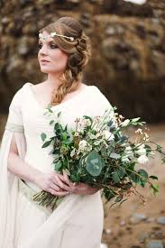 celtic weddings bridal editorial on the cornish coast with a beautiful celtic