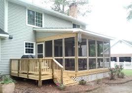 screen porch design plans screened in decks unispa club