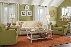 green livingroom green living room ideas walls chairs paint