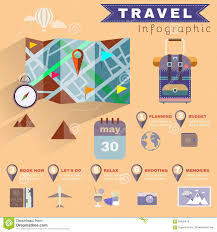 travel planning images Travel planning illustrated infographics stock vector jpg