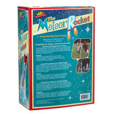meteor rocket science toys for kids by scientific explorer