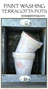 Garden Craft Terra Cotta Marker - 164 best clay pots images on pinterest painted flower pots