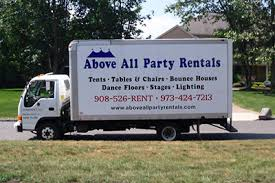 chair rental nj party tent rentals in new jersey party rental company