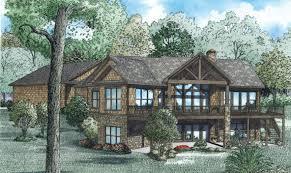 hillside house plans house plans walkout basement hillside ideas photo gallery
