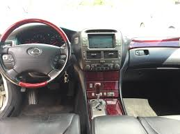 lexus ls430 interior webster motors 2003 lexus ls430 ultra premium
