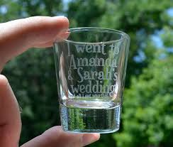 gifts for wedding guests personalized laser engraved glasses wedding guest gifts