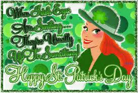 Happy St Patricks Day Meme - happy st patrick s day picture desiglitters com