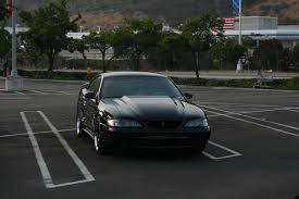 mustang size cervini s mustang 1995 style cobra r unpainted 117 94 98