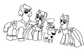 My Frozen Coloring Page By Dulcechica19 On Deviantart