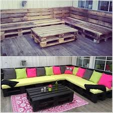 bench made out of pallets 50 wonderful pallet furniture ideas and tutorials