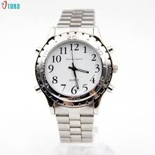 Talking Clock For The Blind Aliexpress Com Buy Otoky 2017 Dignity English Talking Clock For