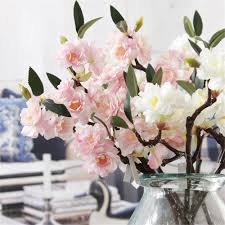 compare prices on white artificial cherry blossom online shopping