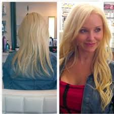 catcher hair extensions before after fusion hair extensions mj s hair portfolio