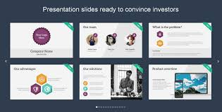 pitch deck presentation review entrepreneur ideas