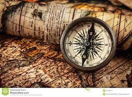 Ancient Map Old Vintage Compass Ancient Map Travel Geography Navigation