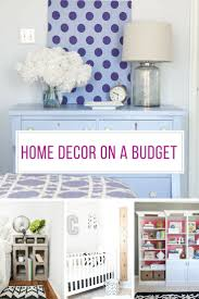 home decorating on a budget pinterest http tweeting com top 5